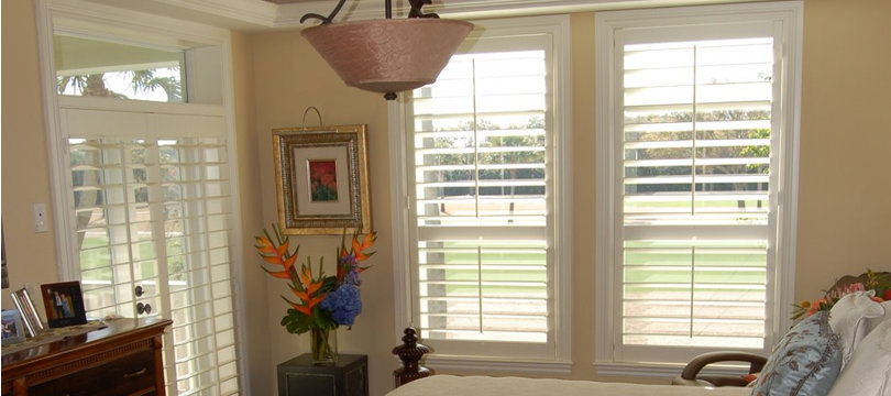 Interior polywood shutters in lake oswego portland shutters for Spanish style interior shutters