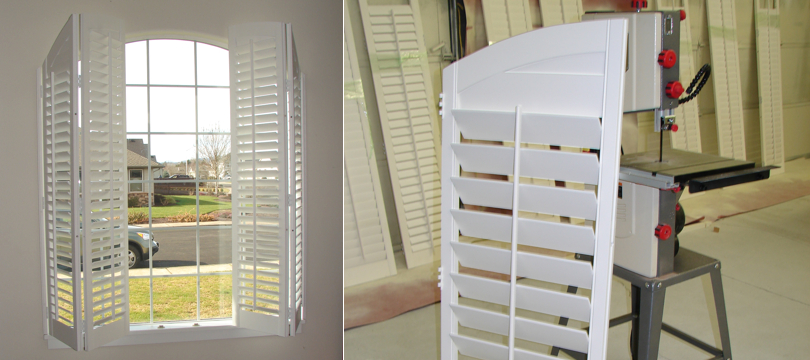 Interior Wood Shutters In Lake Oswego Portland Shutters
