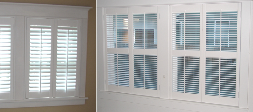 Wood Interior Shutters 2017 Grasscloth Wallpaper